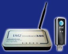 Pilih Modem GSM atau CDMA