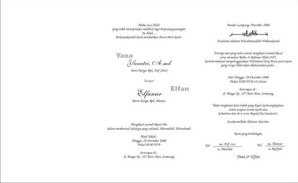 Format Undangan Pernikahan Dalam Bentuk Word download-desain-undangan ...